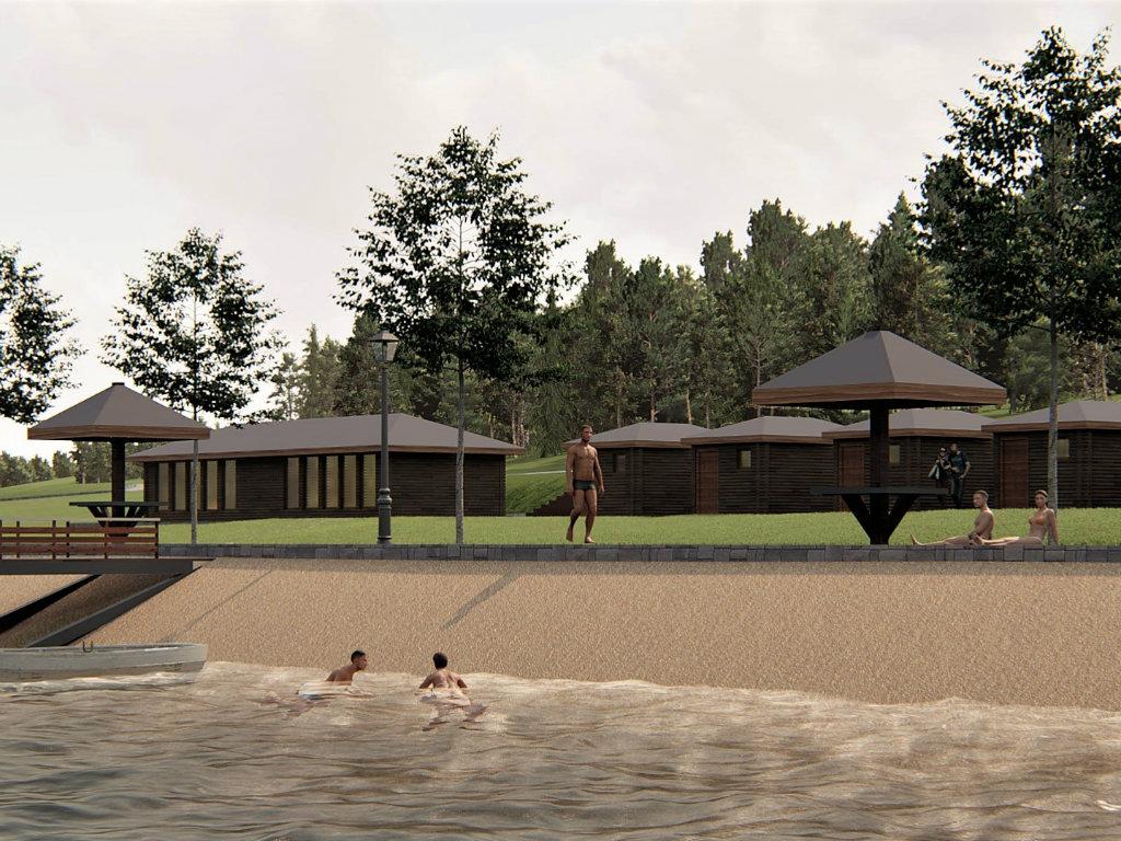 Novi Pazar dobija turističko naselje na Gazivodskom jezeru