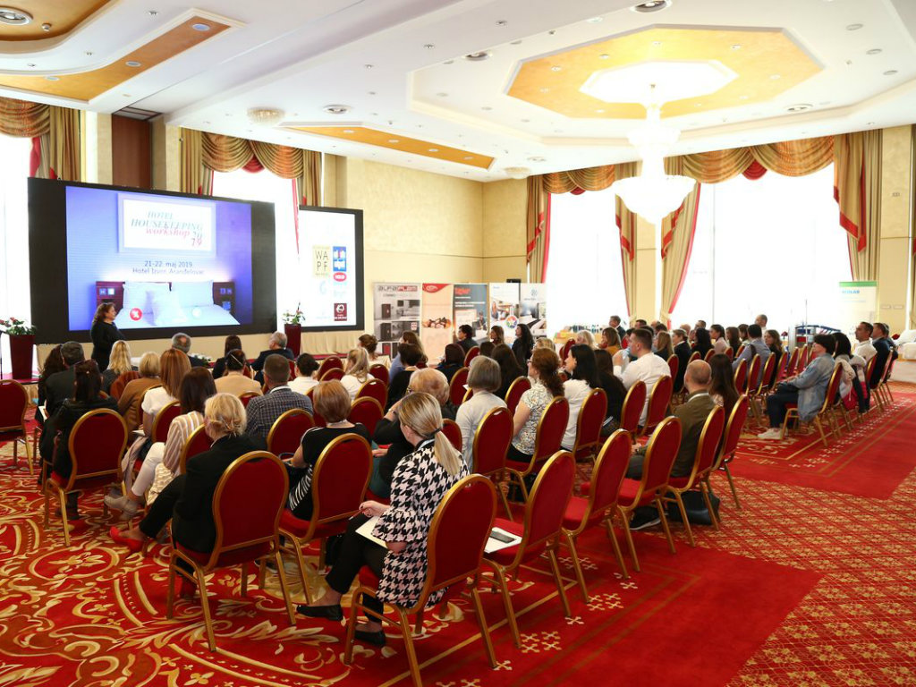 Hotel Housekeeping Workshop 2019. održan u hotelu Izvor u Aranđelovcu