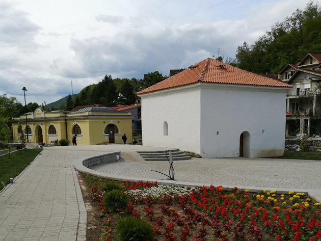 Obnovljeni turski hamam iz 18. veka