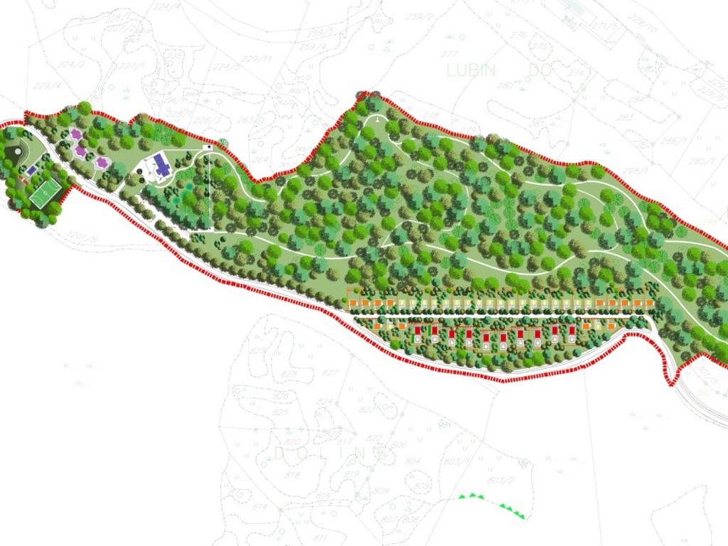Kompleks Tvrdimići u Istočnom Sarajevu prostiraće se na skoro 25 hektara - Predviđeno vikend naselje i rekreaciona zona sa zip-lajnom