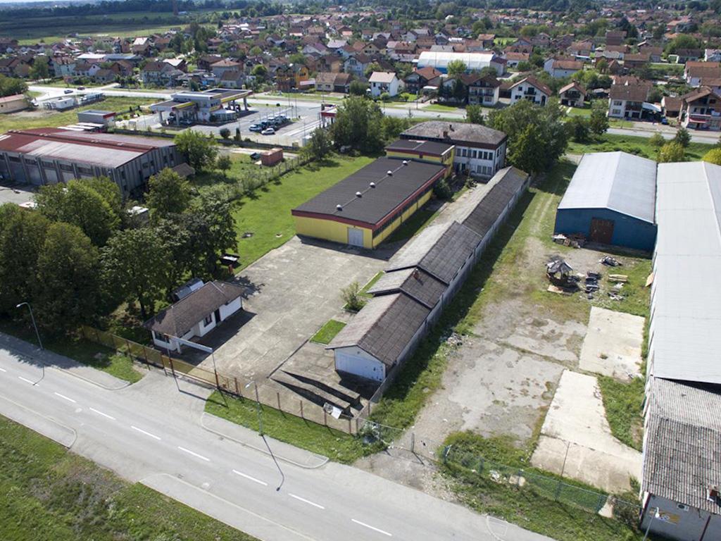 Na prodaju ili zakup objekti za proizvodnju i skladištenje - Lokacija Twins Proma posjeduje i veliki prostor za manevar teretnih vozila (FOTO)