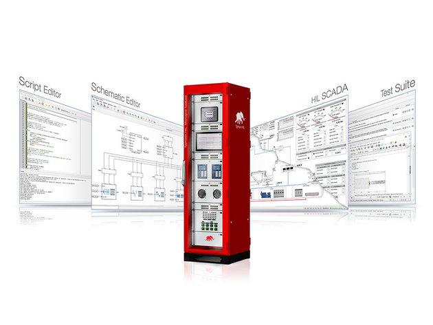 Typhoon HIL Microgrid Testbed, eine vollständig vertikal integrierte, testbasierte Lösung für die Entwicklung der Steuerungssoftware
