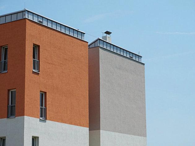 Konstrukcija objekta je armirano-betonski skeletni sistem