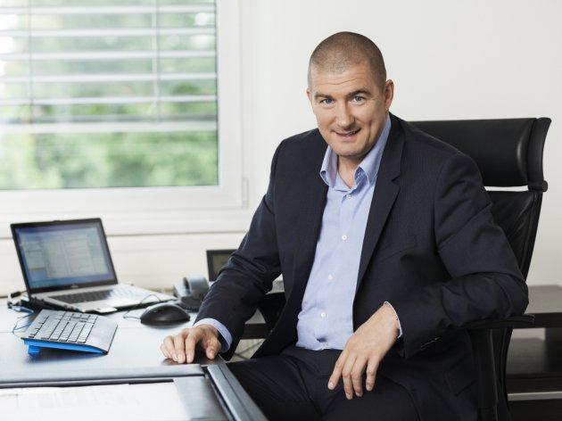 """Udo Eichlinger, generalni direktor kompanije """"Siemens"""" u Srbiji - Povratak na mesto uspeha"""