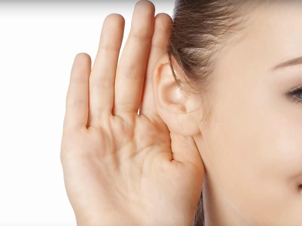 Interesting things about the human ear