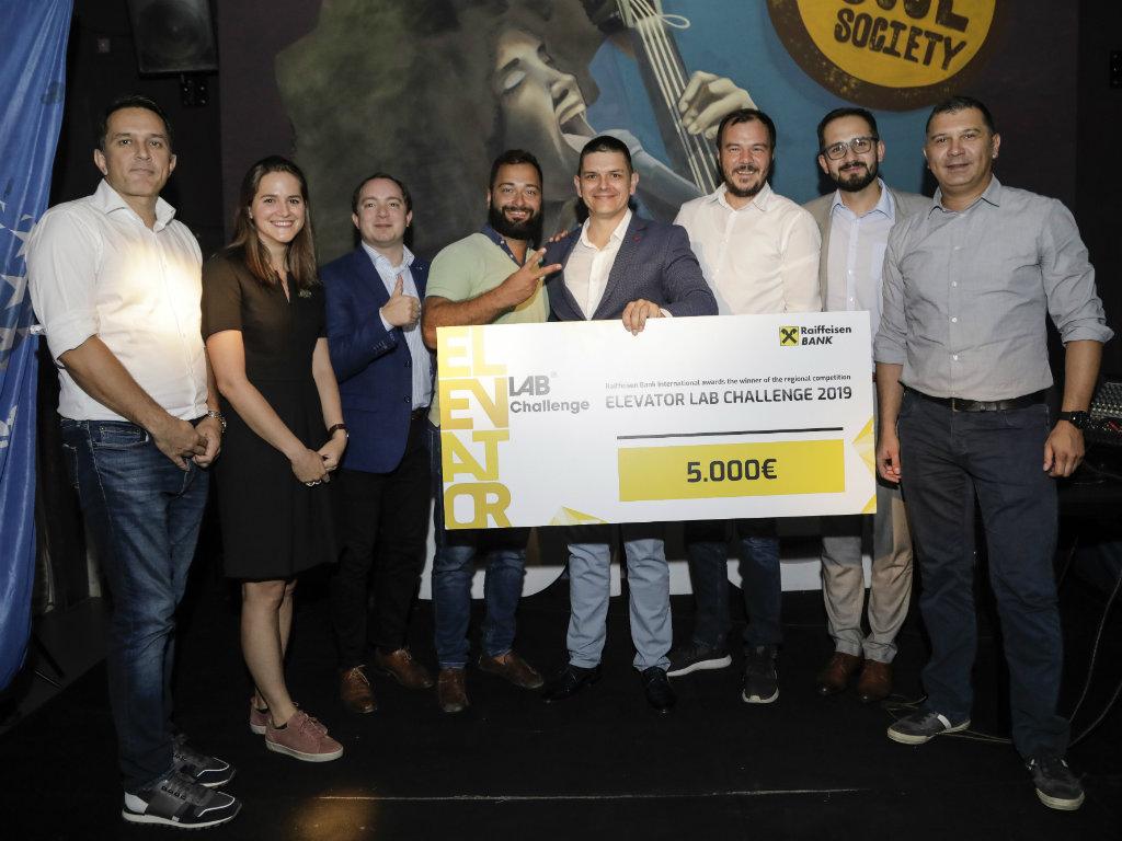 Startap Uhura pobednik regionalnog finala takmičenja Elevator Lab Challenge