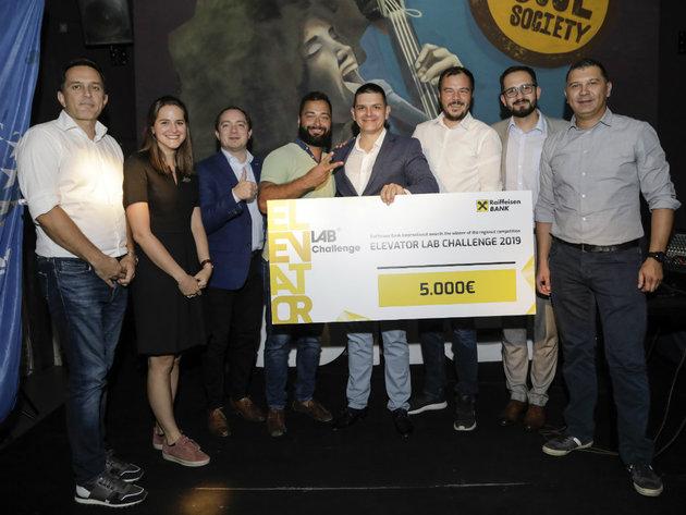 Startap Uhura iz BiH pobjednik regionalnog takmičenja Elevator Lab Challenge
