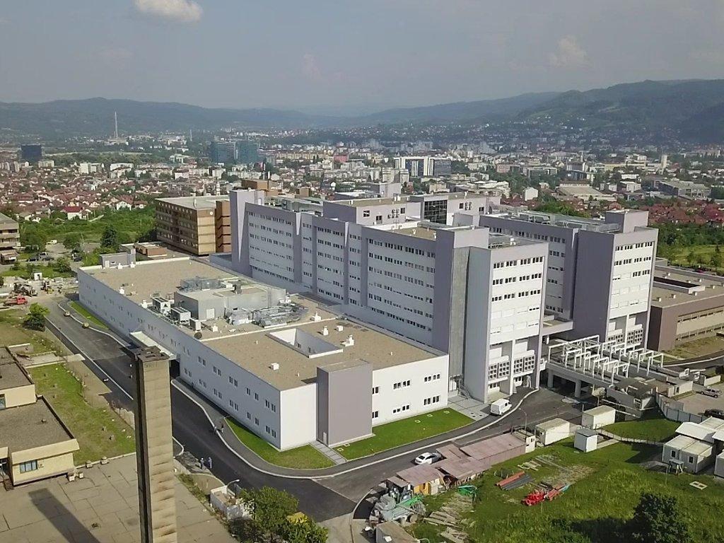 Klinički centar i bolnice širom RS oprezne u planovima za 2021 - Kovid pacijenti prioritet, u planu i angio sale