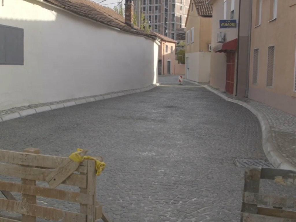 U rekonstrukciju Ulice Gojka Radonjića uloženo 120.000 EUR - Uskoro tenderi za još dvije ulice u Staroj Varoši