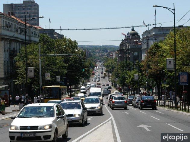 Ulica Kneza Miloša