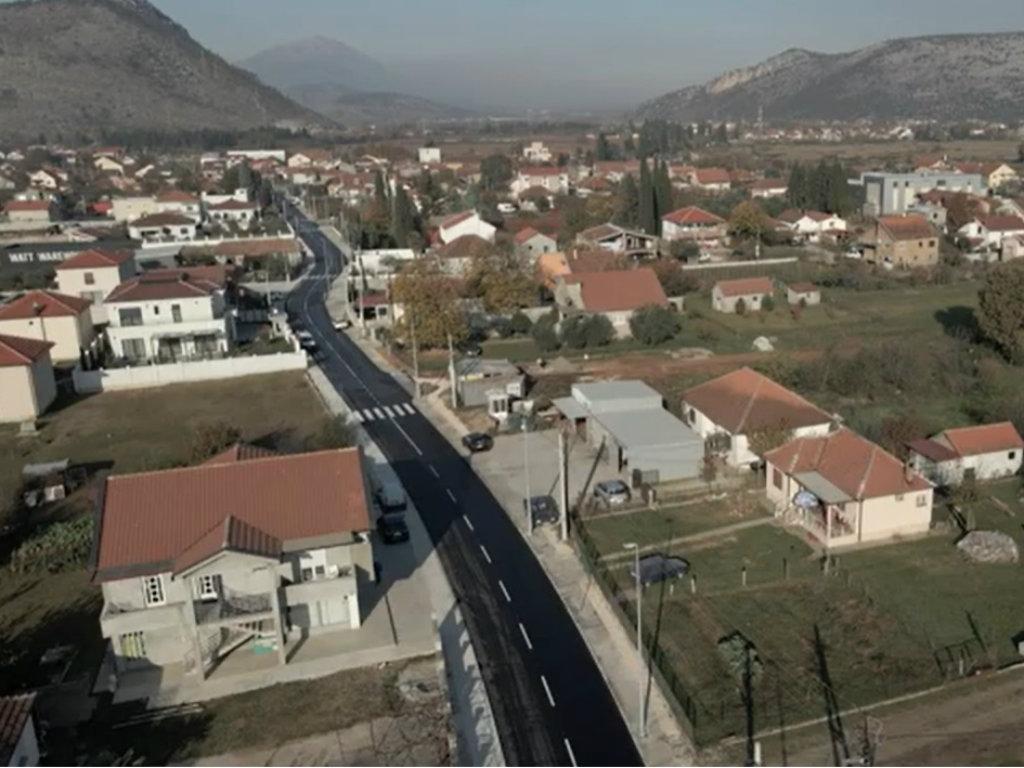 Završena rekonstrukcija Ulice Miloja Pavlovića u Podgorici - Naredne godine očekuje se i izgradnja bulevara kroz Gornju Goricu