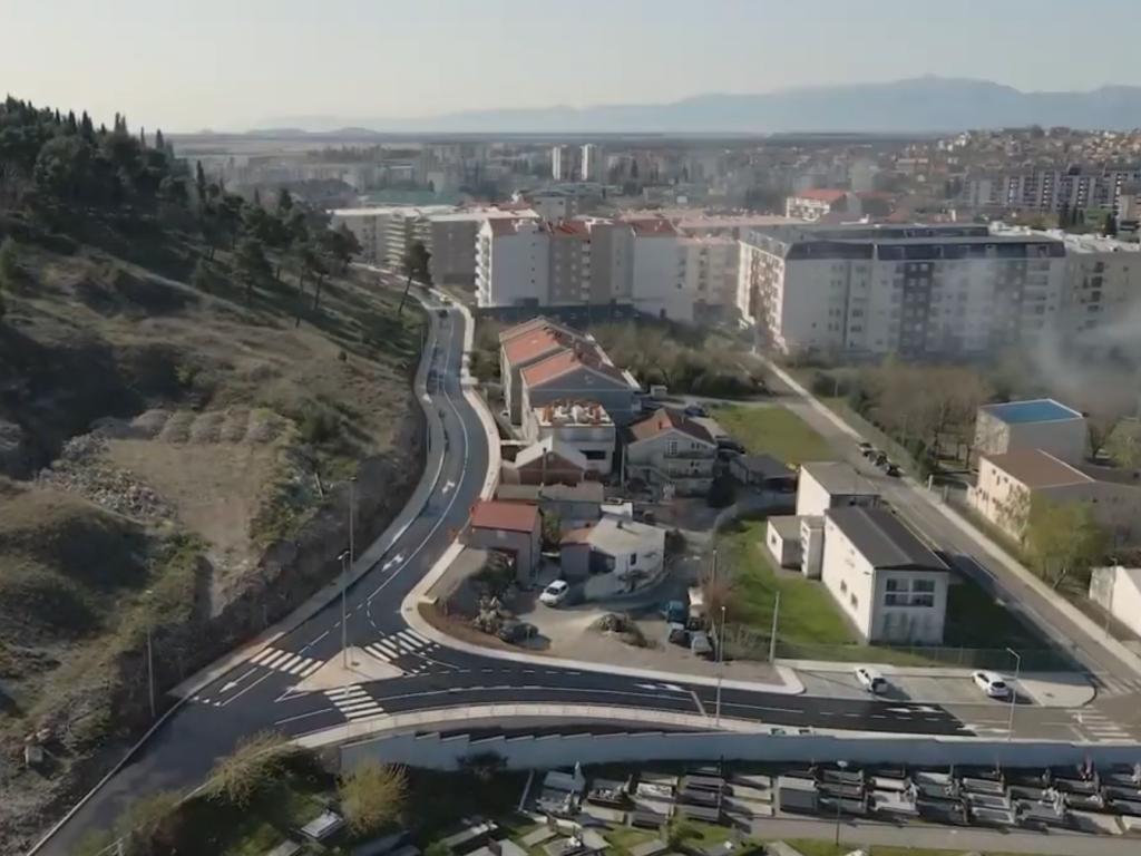 Završena izgradnja Ulice Nova 4 ispod Ljubovića - Investicija vrijedno 820.000 EUR