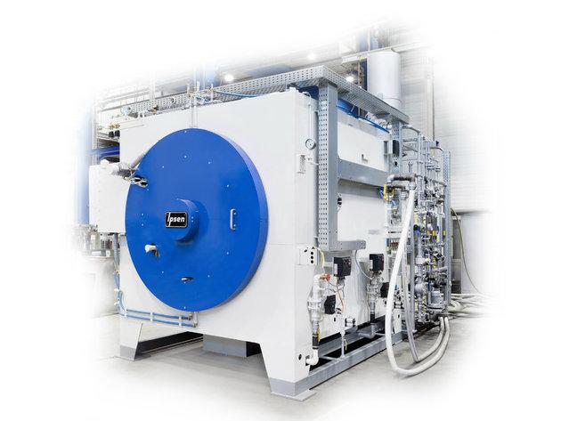 Nova peć za nitriranje, nitrokarboniranje, postoksidaciju, proizvod firme IPSEN tip: VDR 154