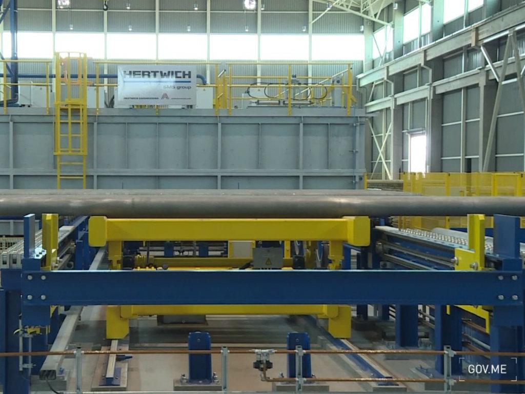 U Podgorici otvorena UNIPROM-KAP fabrika bileta - Investicija vrijedna 15 mil EUR, posao za 80 ljudi
