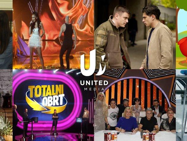 United Grupa investira 100 mil EUR u lokalni TV sadržaj