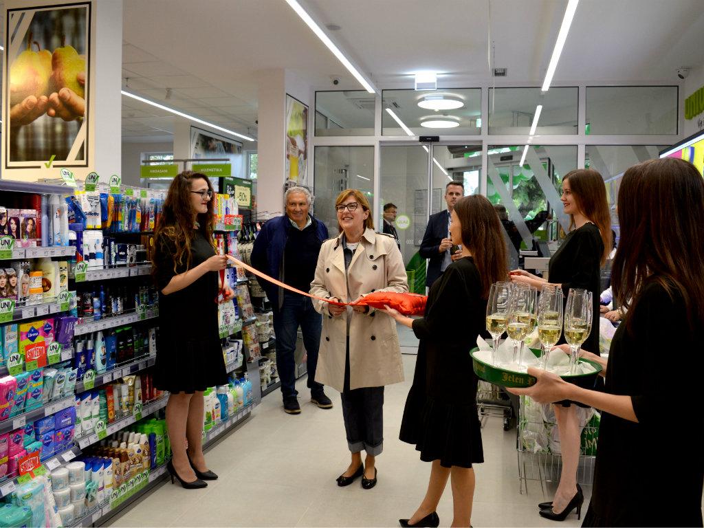 Univerexport otvorio novu prodavnicu u Petrovaradinu
