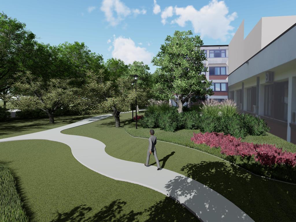 Banjaluka dobija univerzitetski park u 2020. - Pogledajte prvonagrađeno idejno rješenje (FOTO)