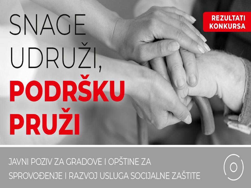 Vlada Švajcarske sa 240.000 EUR podržava unapređenje socijalne zaštite u 21 gradu i opštini u Srbiji