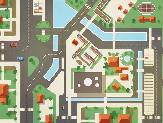 U Loznici se formira nova stambeno-poslovna zona - 5 ha zemljišta predviđeno za izgradnju stanova, hotela, tržnih centara, restorana