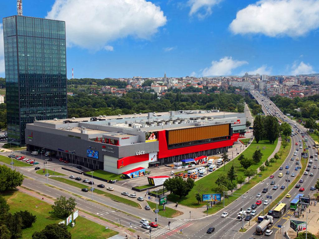 RETROSPEKTIVA 2009 - investicije u oblasti TRGOVINSKIH CENTARA koje su izazavale najveće interesovanje korisnika eKapije u 2009.godini