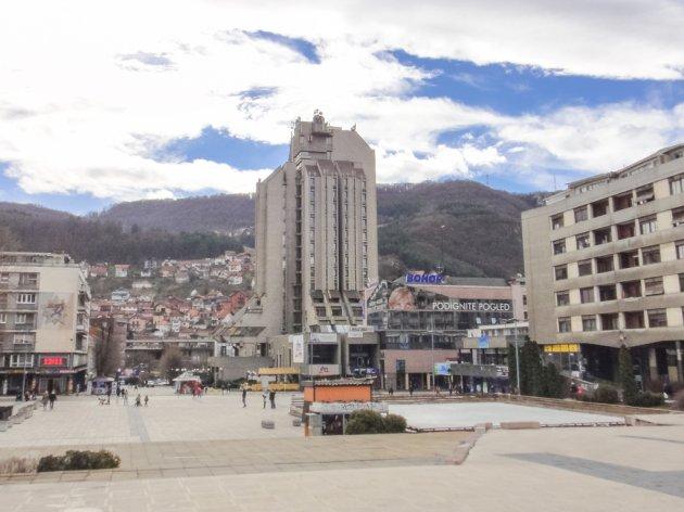 Na prodaju građevinsko zemljište na području bivše kasarne u Užicu - Početna cena 25 miliona dinara