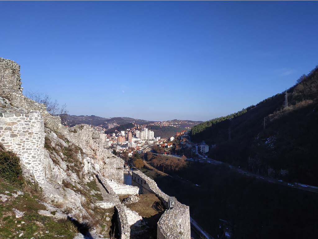 Pri kraju rekonstrukcija užičkog Starog grada