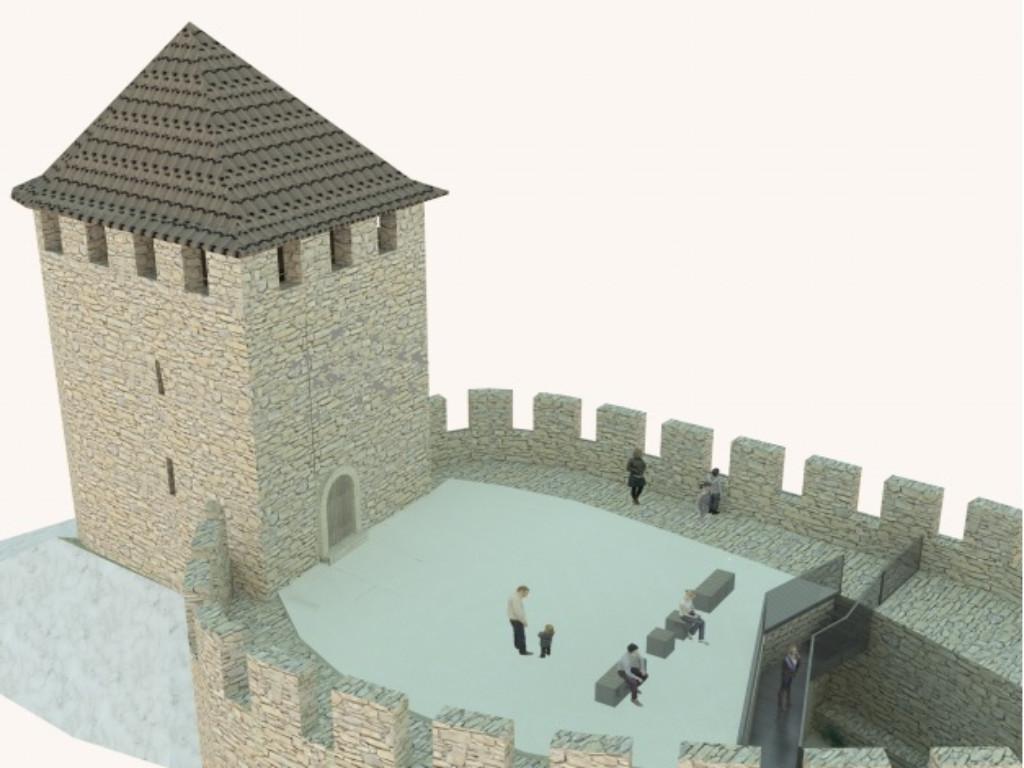 Na proleće 2020. tvrđava u Užicu izgledaće kao 1737. (FOTO)