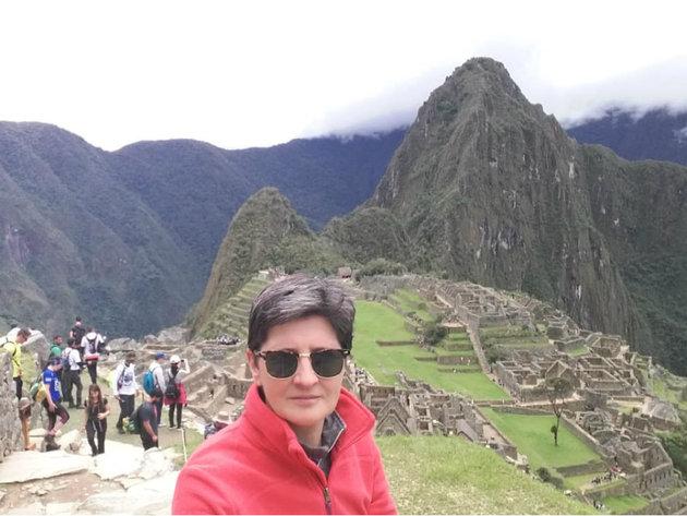 Valentina Zareva, alpinistkinja - Posle Evrope, Afrike i Japana stigla i do carstva Inka