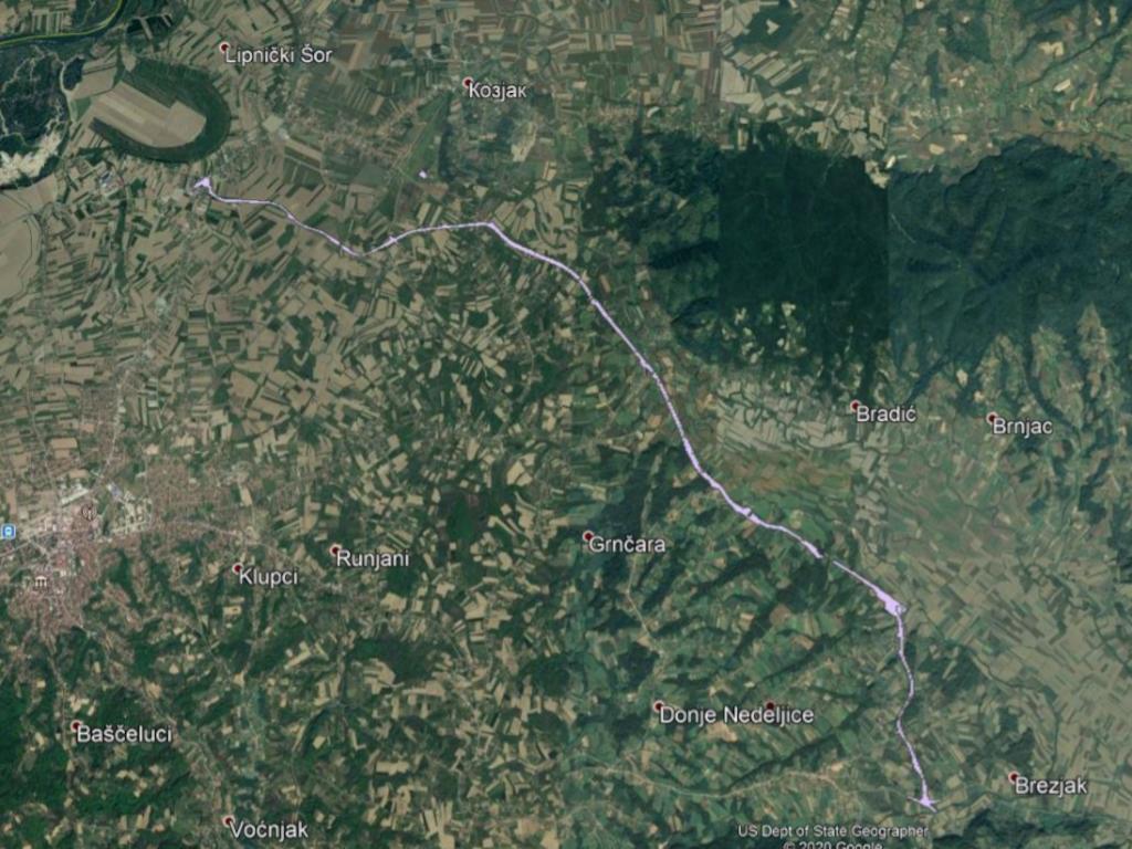 Nova trasa puta Valjevo-Loznica za potrebe rudnika Jadar gradiće se paralelno sa nikad izgrađenom prugom