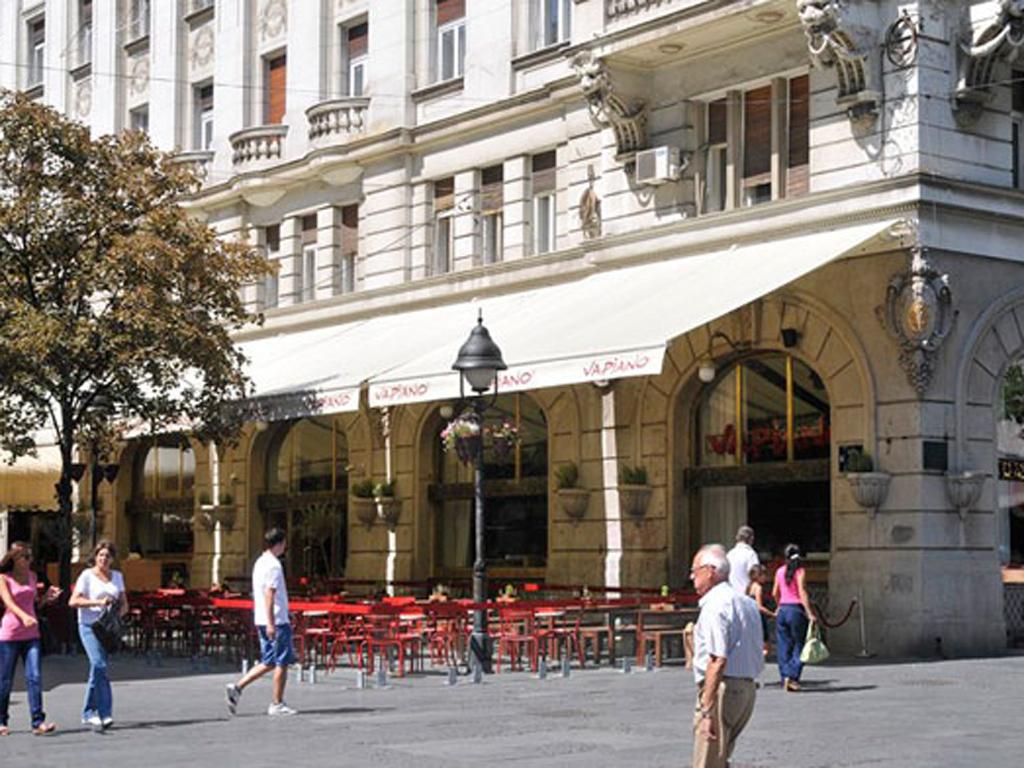 """Restoran """"Vapiano"""" u centru Beograda ponovo radi"""