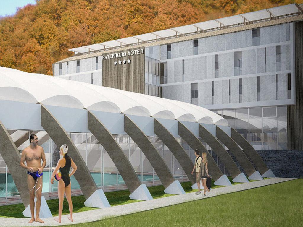 Sijarinska Banja dobija novi plan generalne regulacije - Vaterpolo hotel ostao na idejnom projektu