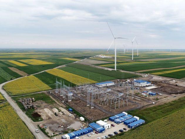 Elnos Grupa je izgradila elektroenergetske elemente koji su okosnica vjetroparka Čibuk 1 od 158 MW