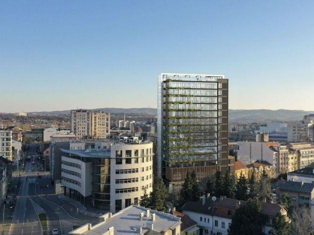 Rekonstrukcija zgrade Radničkog univerziteta u Novom Sadu počeće sredinom septembra - Kompanija Vega IT planira useljenje idućeg leta