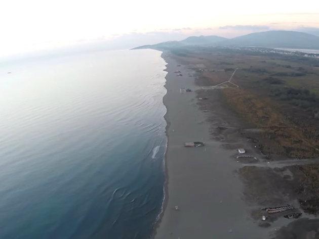 Morsko dobro nastavilo projekat zaštite pješčanih dina na Velikoj plaži u Ulcinju