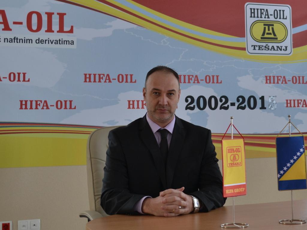 Venan Hadžiselimović, izvršni direktor Hifa-Oil grupacije - Slijedi još jedna akvizicija u metalnoj industriji i otvaranje novih pogona