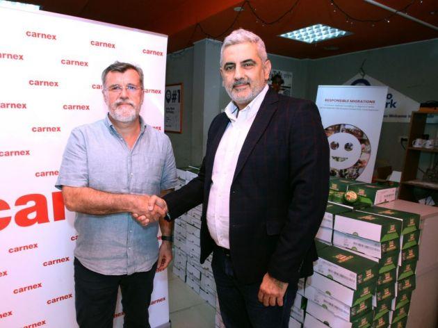 """Donacijom Carnexa započela velika akcija prikupljanja hrane u okviru inicijative """"Spasimo hranu"""""""