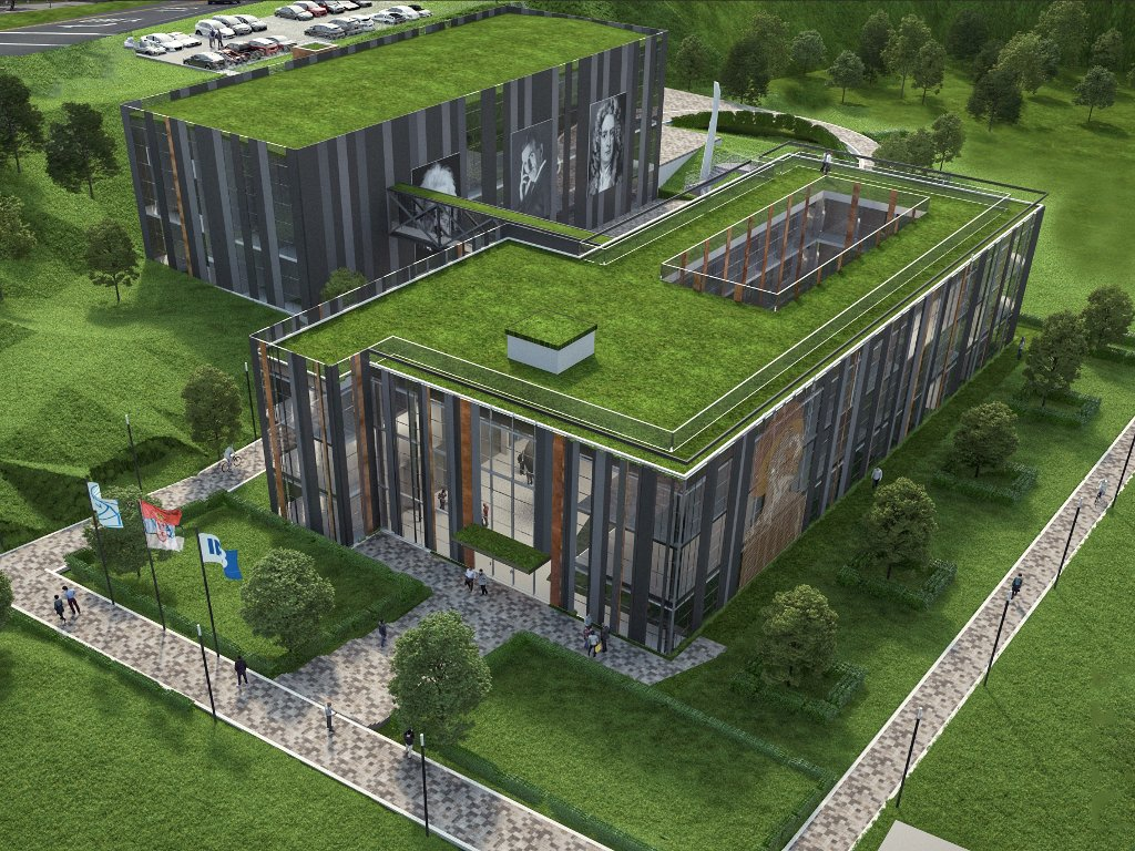 CERN experiments in Zemun from 2020 – Tender for construction of Verrocchio innovation center at Physics Institute campus soon