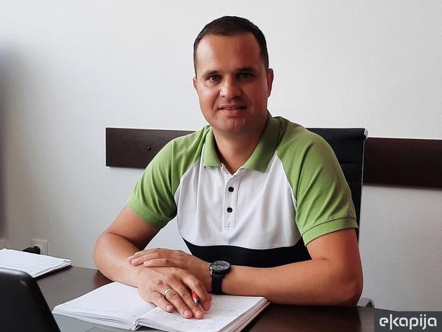 Veselin Dutina, direktor Agrarnog fonda Trebinje - Ove godine do 40% više zasijanih površina