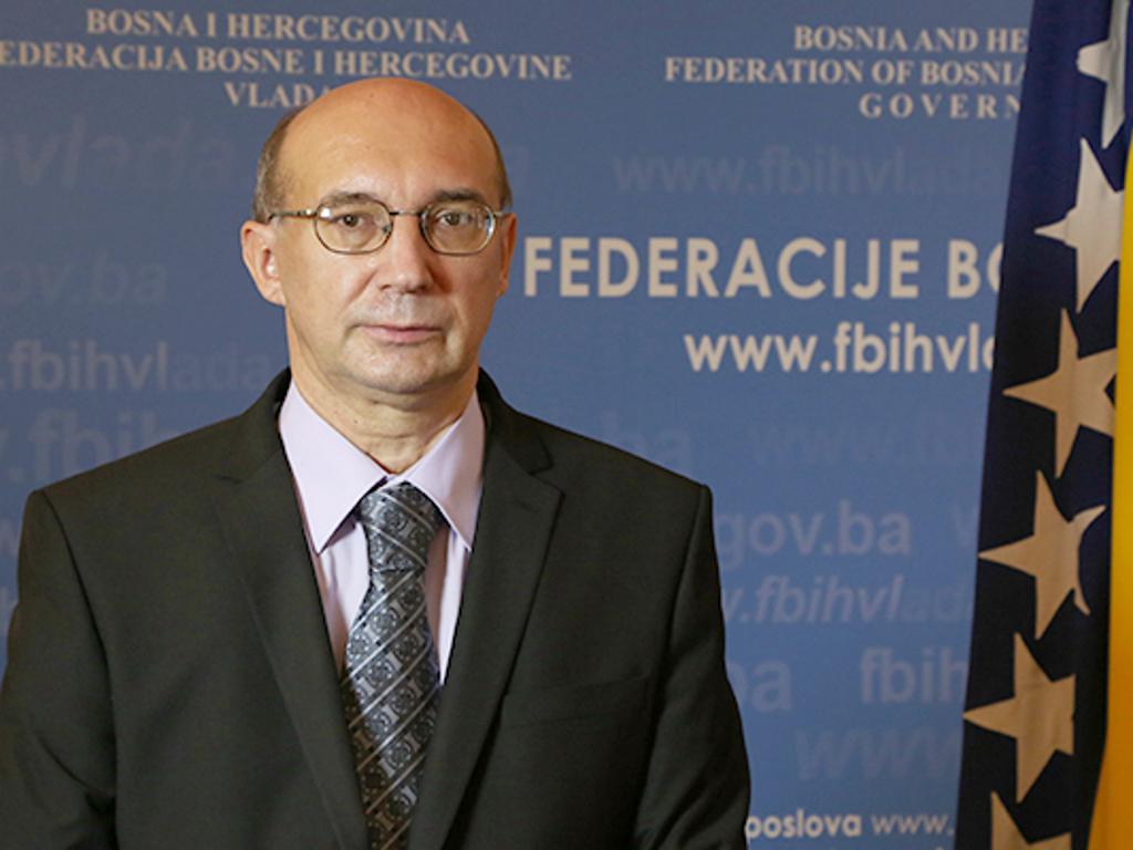 Vesko Drljača, ministar za rad i socijalnu politiku FBiH - Smanjiti trend odlaska radnika