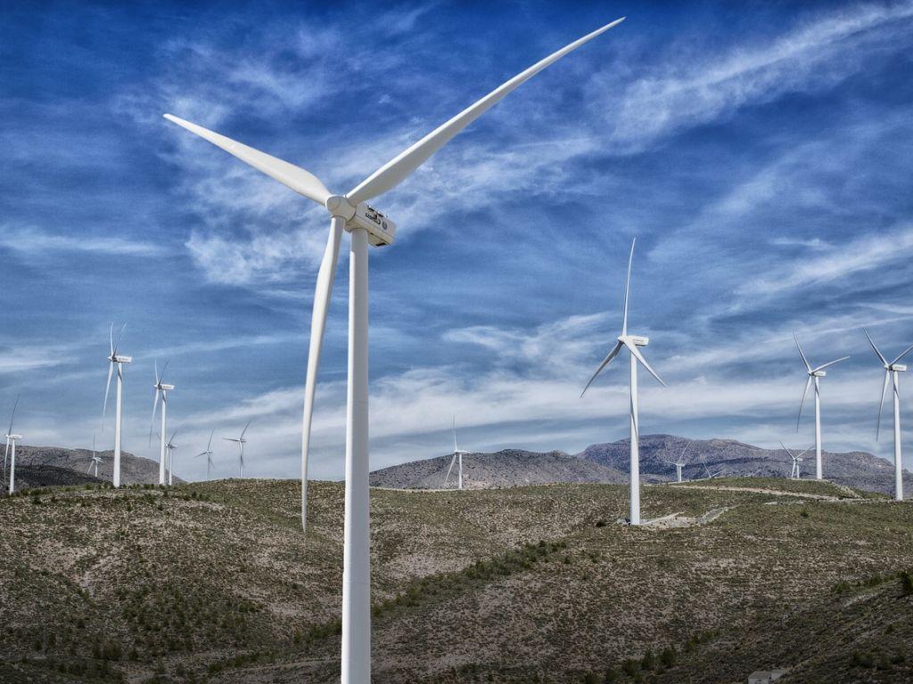 Elise vetroturbina moraju do 2025. da postanu 100% reciklabilne