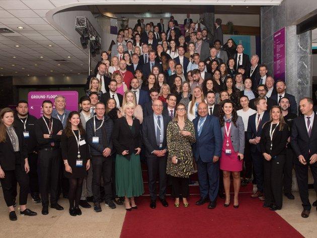 Organizacioni time EBRD Godišnjeg sastanka u Sarajevu