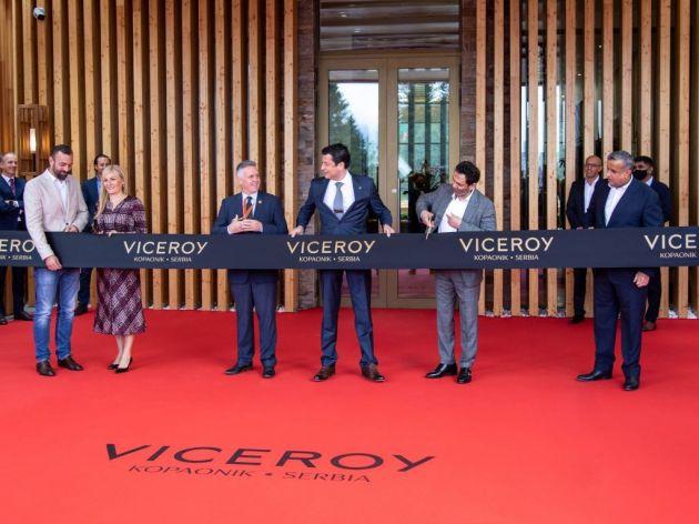 Luxuriöses Skiresort Viceroy Kopaonik im Wert von 54 Mio. EUR eröffnet - 119 Zimmer und Apartments, Spa-Center, Schwimmbäder für die Gäste