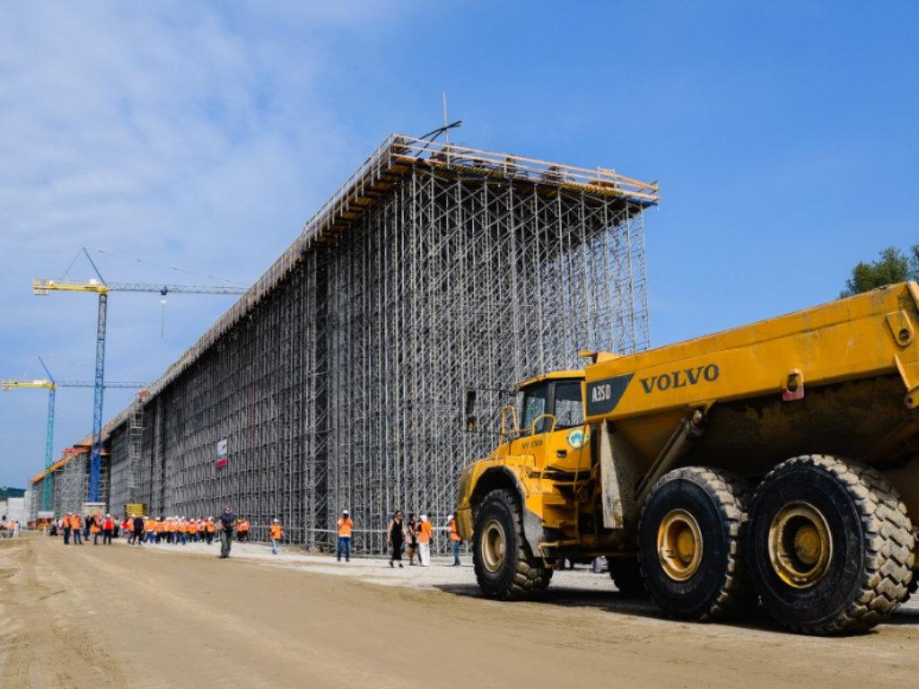 Radovi na vijaduktu i tunelu Čortanovci na pruzi Novi Sad-Stara Pazova u završnoj fazi - Vrijednost radova 337,6 mil USD