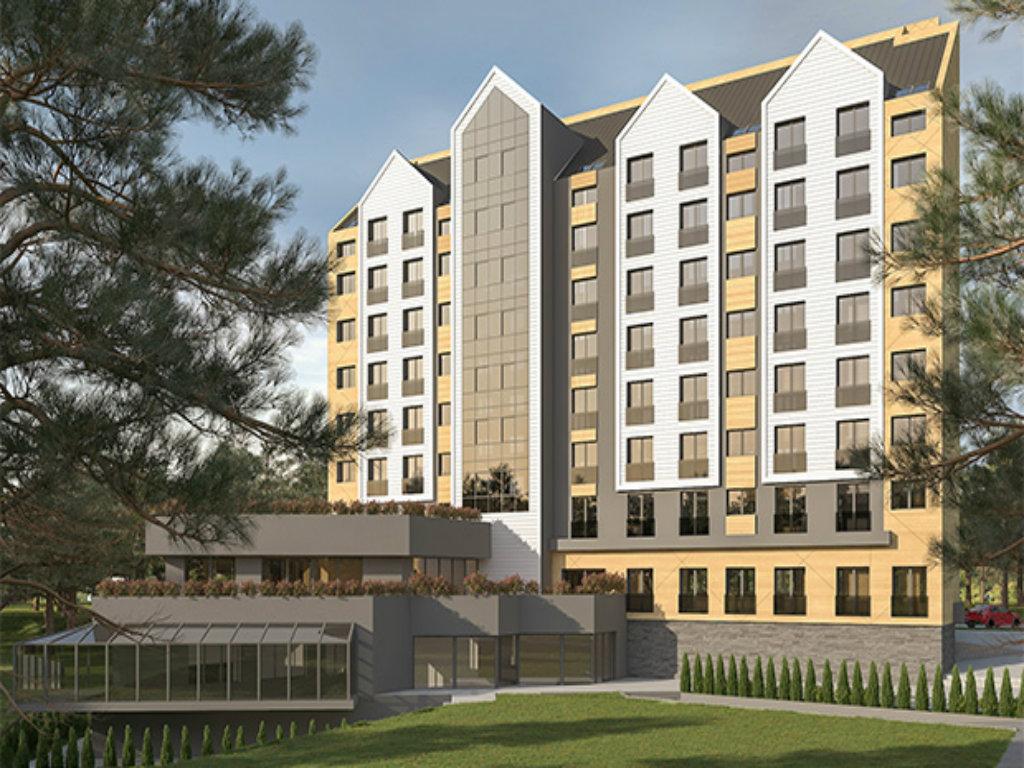 Luksuzna Vila Borova na Zlatiboru kompletno se gradi Xella sistemom