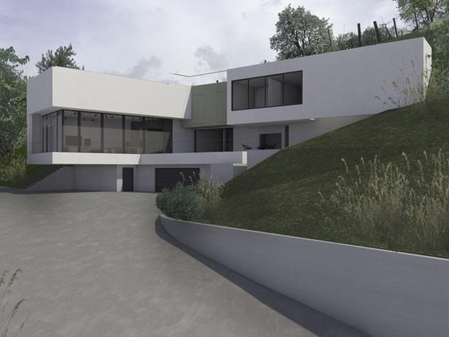 Na prodaju moderna vila sa krovnim bazenom i pogledom na Banjaluku - Završetak izgradnje u 2020, u planu još tipskih objekata (FOTO)