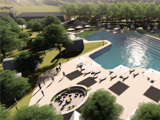 Na čekanju gradnja turističkog kompleksa vrijednog 12 mil KM - Pogledajte sadržaje predviđene u ViLand Resortu u Visokom (FOTO)