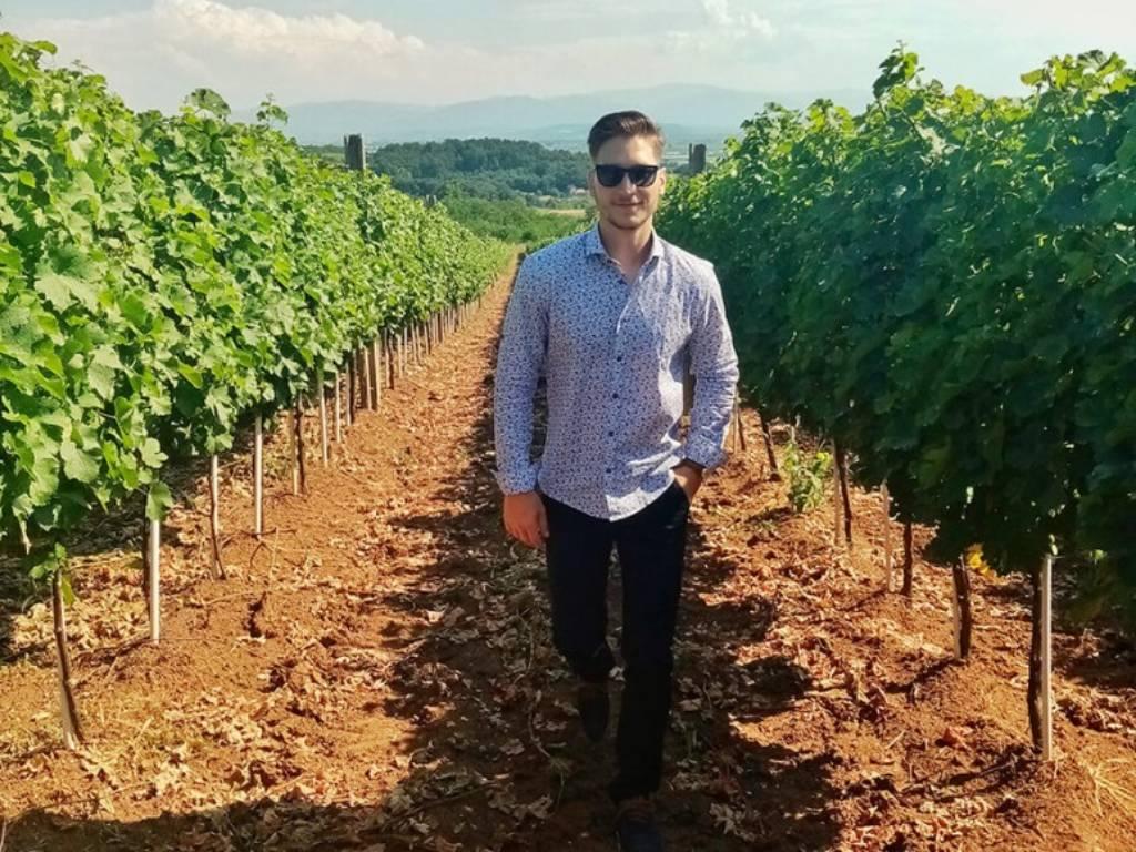 Dušan Nikolić razvija svoj san