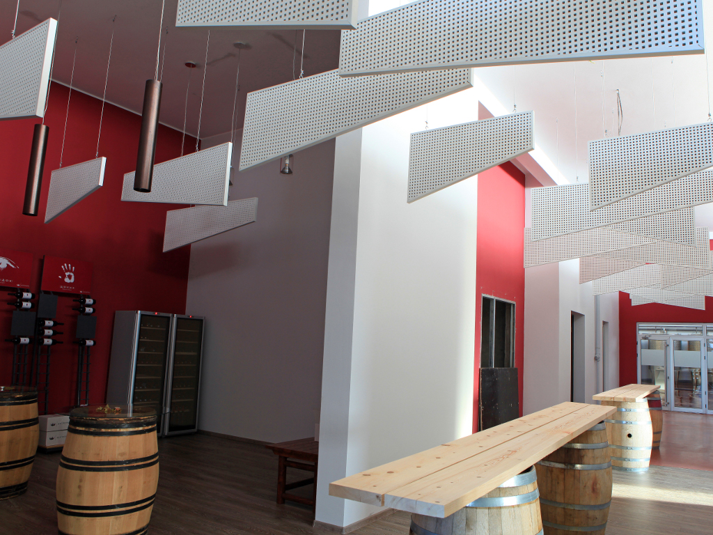 "Projekat vinarije ""Despotika"" u Smederevskoj Palanci - pobednik ""Saint-Gobain Rigips Trophy 2013"" u kategoriji inovacija (FOTO)"