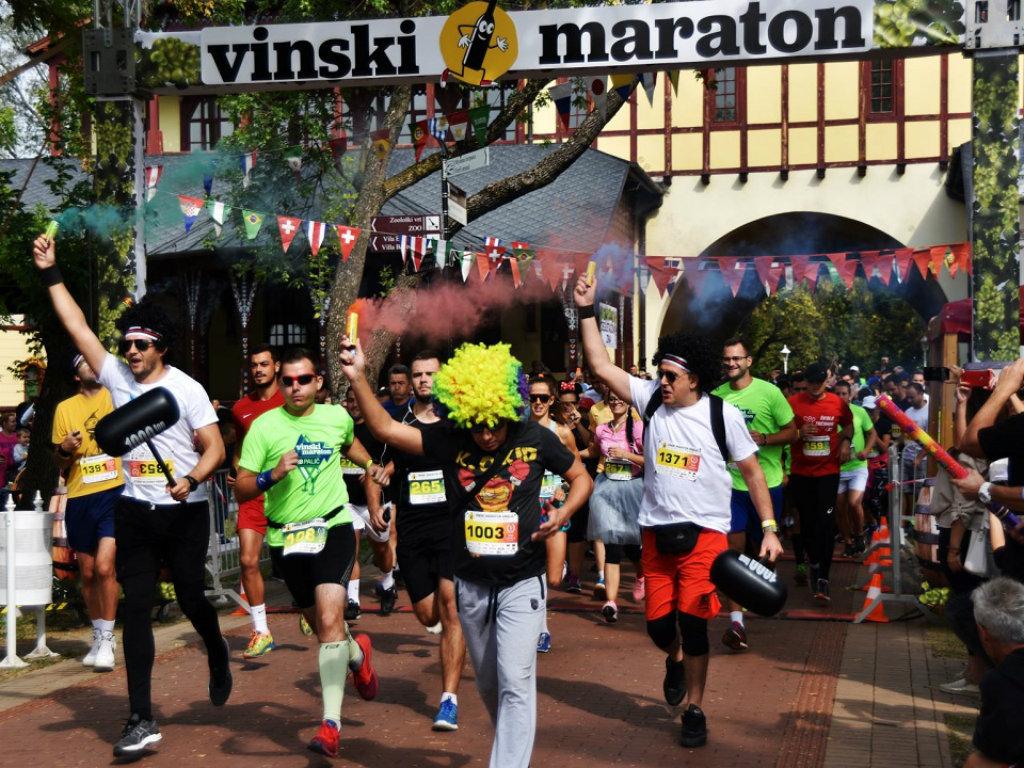 Vinski maraton 21. septembra na Paliću