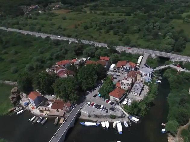 Izgradnja luke u Virpazaru do sredine 2022. - Uspostavlja se zajednički granični prelaz za drumski i jezerski saobraćaj, vrednost prve faze projekta 3,7 mil EUR